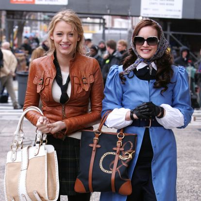 8 'Gossip Girl' Hairstyles That Are Still Right On Trend Today