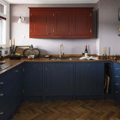 British Standard by Plain English: See this iconic Trellick Tower apartments ultra-stylish kitchen