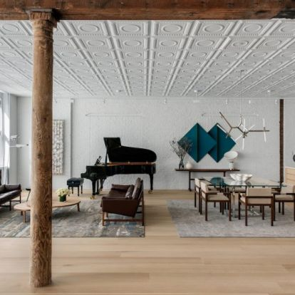 12 Lessons In Open-Plan Living From 3 Achingly Cool New York Lofts
