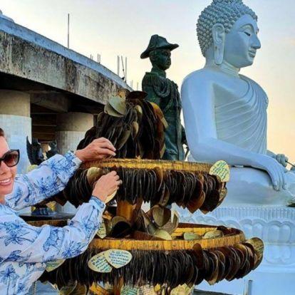 Pirner Almának eszébe se jut megszakítani thaiföldi vakációját