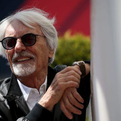 F1: Meglepetés, Ecclestone szerint ő a valaha volt legjobb
