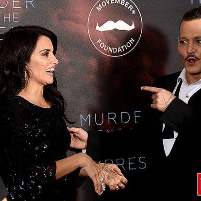 Penélope Cruz también defiende a Johnny Depp y recuerda cómo lo conoció