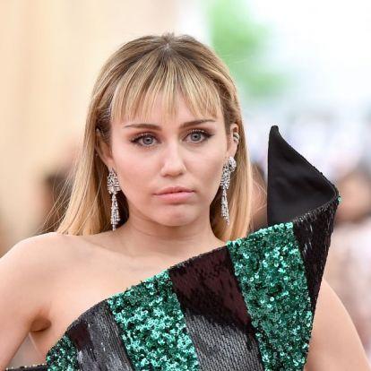 Mindenkit meglepett! Miley Cyrus az önmegtartóztatásra buzdít