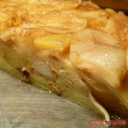 Borított almás - kipróbált fényképes sütemény receptek - Receptvarázs – receptek képekkel