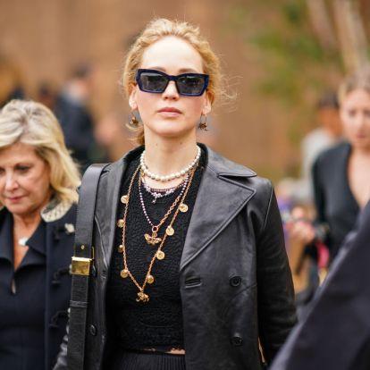 Besétált egy idegen nő Jennifer Lawrence otthonába