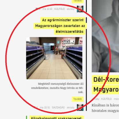 Így hamisítanak híreket a járvány idején Soros bértollnokai