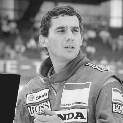 Hatvan éve született Ayrton Senna