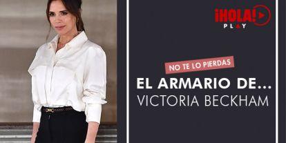 Victoria Beckham, una de las mamás más estilosas del 'star system', celebrará hoy el día de la madre