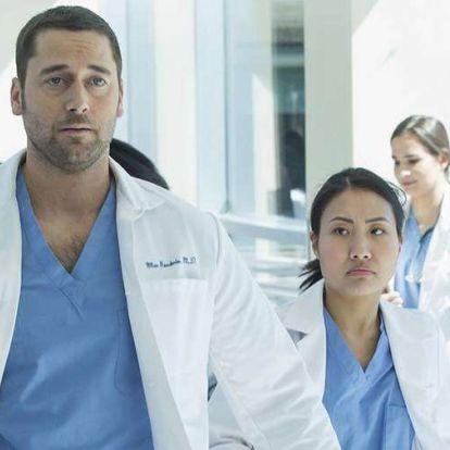 Maszkok kórházas tévésorozatoktól