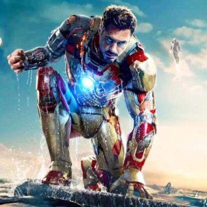 Így törte el Robert Downey Jr. a lábát a Vasember 3 forgatásán - Mafab.hu