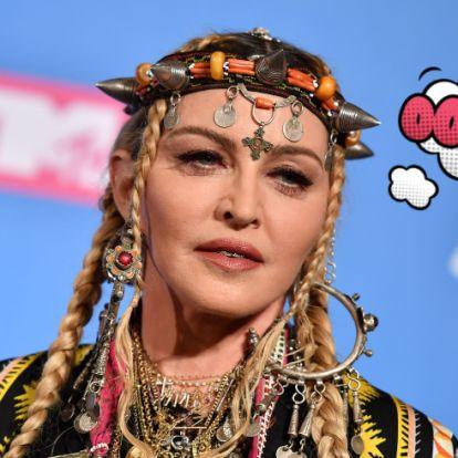 Madonna olyat mondott a koronavírusra, amit nagyon nem kellett volna