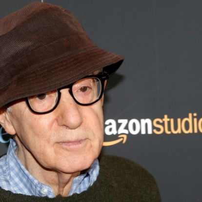 'I think he's mine, though I'll never really know': Woody Allen says son could be Frank Sinatra's child