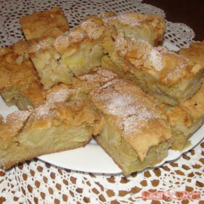 Bögrés-almás süti - kipróbált fényképes sütemény receptek - Receptvarázs – receptek képekkel