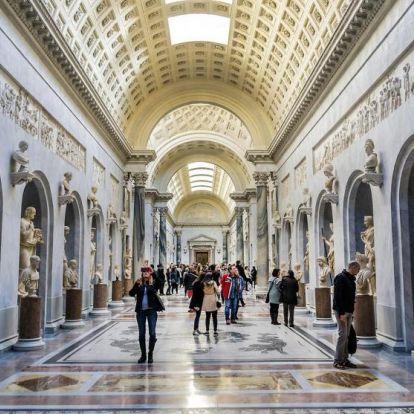 7 múzeum a világ körül, amelyet most virtuálisan bejárhatunk