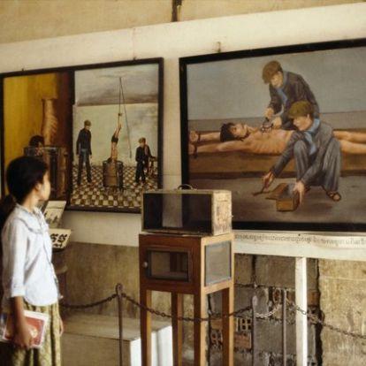 Pol Pot a földi poklot hozta el Kambodzsának, a vörös khmerek iszonyú rémtetteket követtek el