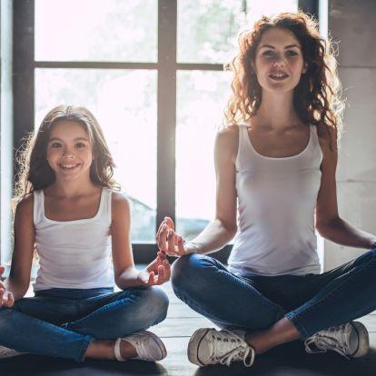 Szabadidő gyerekkel - 2020.március 26. - Itt az ideje egy jó kis autogén tréningnek, meditációnak.