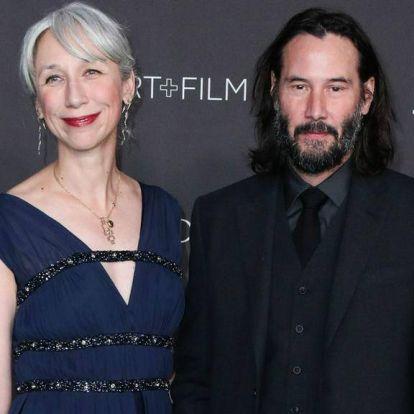 Keanu Reeves barátnője arról vallott, milyen együtt élni egy világsztárral - Mafab.hu