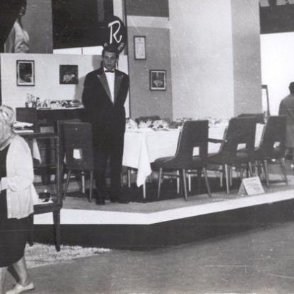 Amikor 1963-ban himlő miatt három hétre vesztegzár alá került a budapesti Royal Szálló