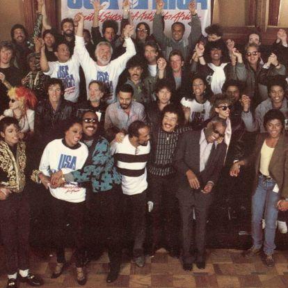 35 éve Afrikáért fogtak össze a celebek, Lionel Richie szerint most az egész világért kéne