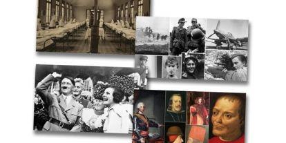 Bűnronda uralkodóktól a szerelmes Hitlerig – ezek voltak a hét legizgalmasabb cikkei