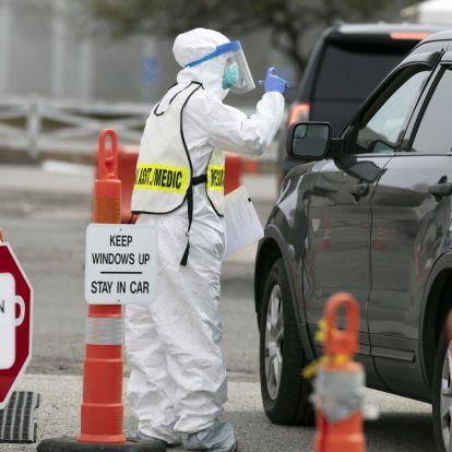 Európát és az Egyesült Államokat sújtja most leginkább a koronavírus