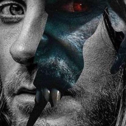 Annyira jól sikerült a Morbius új plakátja, hogy sokakat megtévesztett