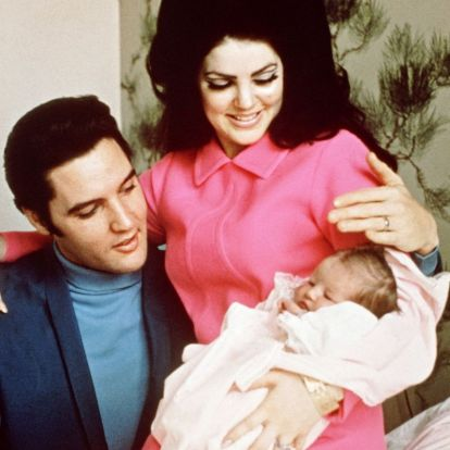 Senki nem akarja elhinni, pedig Elvis Presley lánya tényleg ennyire lepukkant - Fotó