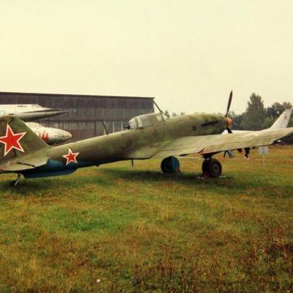 """Gyermekkorától csak a repülés foglalkoztatta a""""repülő tank"""" tervezőjét"""