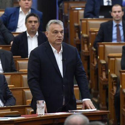 Orbán szerint eddig 225 milliárdba került a védekezés