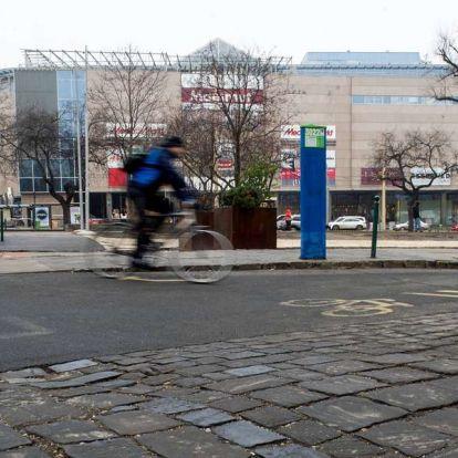 A budapesti biciklizés lehet a járvány nyertese