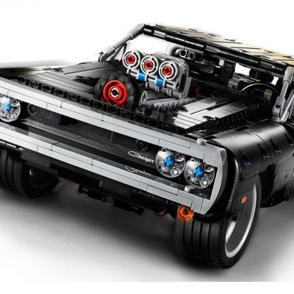 Megvásárolható Dominic Toretto Dodge Chargere – különleges formában