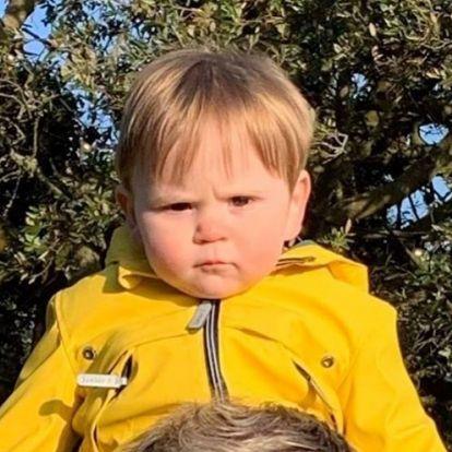 Gordon Ramsay gyereke megörökölte apja vészjósló tekintetét