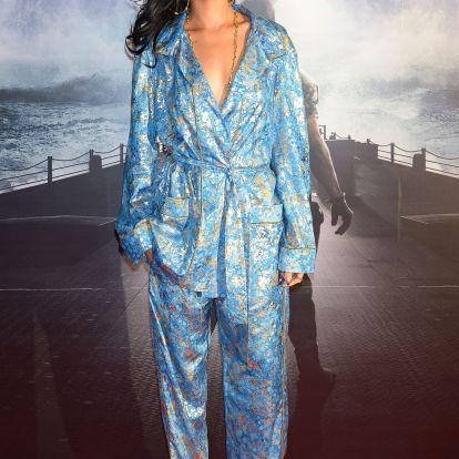 Sophia Loren, Rihanna és Kurt Cobain bemutatja: Egész nap pizsamában