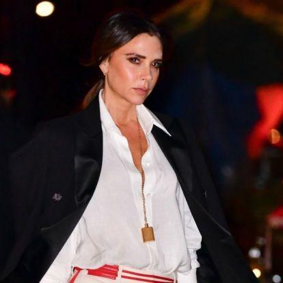 Új arcápolási trend hódít a híres emberek között: Victoria Beckham is erre esküszik