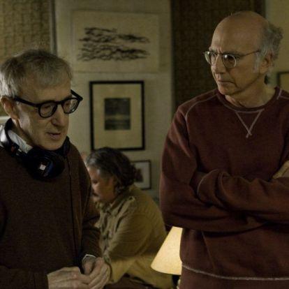 Larry David teljes mértékben kiáll Woody Allen mellett