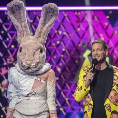 Csobot Adél a párja egyik exét sejti az Álarcos énekes Nyuszija mögött
