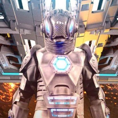Az Álarcos énekes második helyezettje a Robot lett, aki Nagy Ervin volt