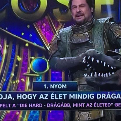 """Árpa Attila 17 év után újra az RTL-en: """"Két választás volt: pszichoterápia vagy az Álarcos énekes"""""""