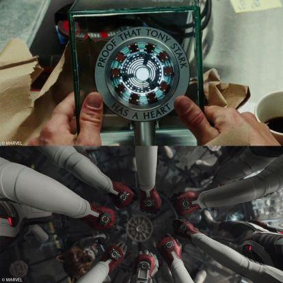 Végjáték: A Marvel leleplezett egy rejtett utalást arra vonatkozóan, hogy tényleg Tony Stark a csapat szíve