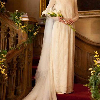 Az 50 legszebb esküvői ruha a képernyőről | Elle magazin