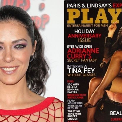 «Top Model»-vinner Adrianne Curry refser programmet: Stilte opp i Playboy for å gi Tyra Banks «finger'n»