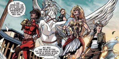 Képregény-kisokos: Így kapcsolódik egymáshoz Thor és Wonder Woman mítosza