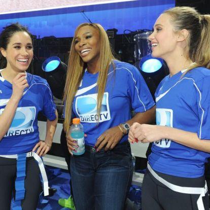 Serena Williams nem akart nyilatkozni Meghan-ról Naomi Campbellnek | Elle magazin