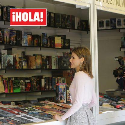 Desde Larra a Murakami, las lecturas que puedes copiar a la reina Letizia en el confinamiento