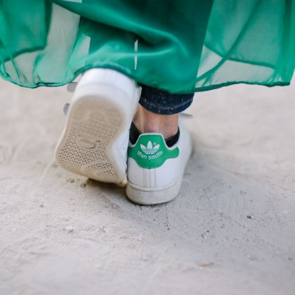 10 White Sneakers Like Stan Smiths For Summer, At Every Price Point