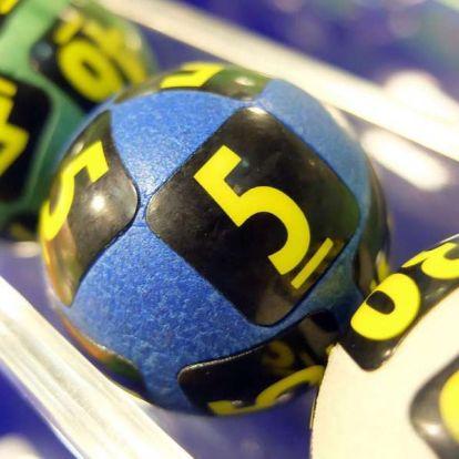 Ötös lottó – Mutatjuk a nyerőszámokat