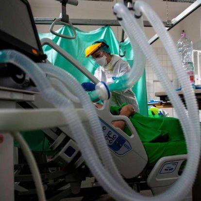 2998-ra nőtt az igazolt fertőzöttek száma, 5 idős beteg meghalt