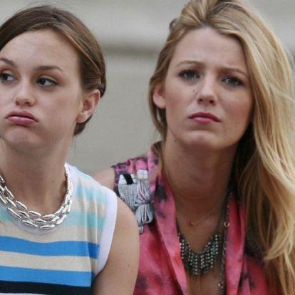 8 év után egy rajongó kiszúrta a Gossip Girl legcikibb bakiját