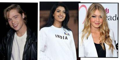 Fotók: 28 híresség, mielőtt híresség lett | Elle magazin