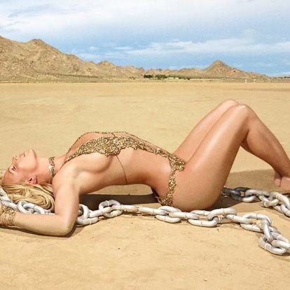 Britney Spears rég volt ilyen szexi